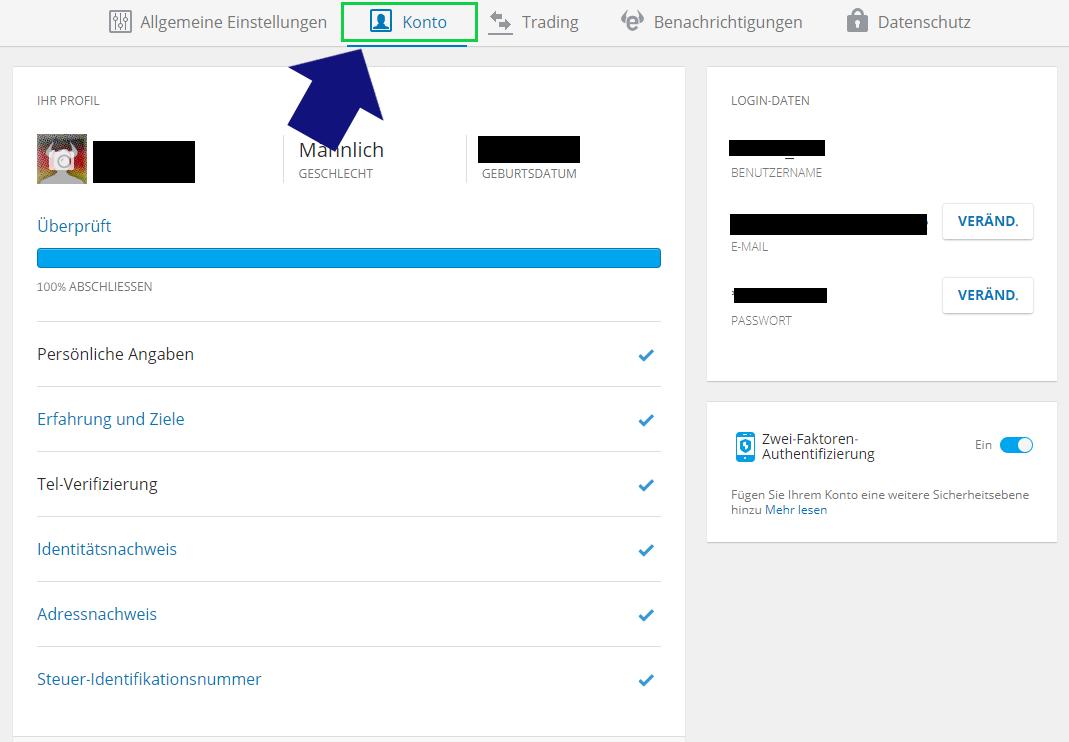 Wie kaufe ich Ethereum Stock mit PayPal