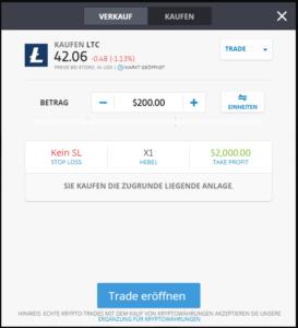 Litecoin kaufen mit PayPal - LTC Kauf Blitzanleitung
