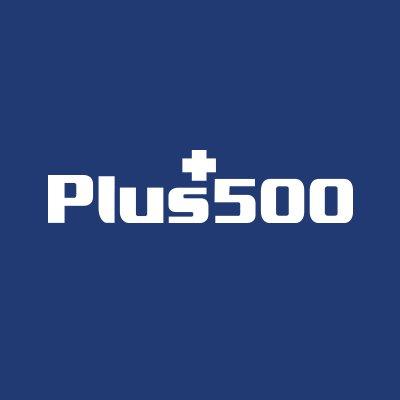Plus500 Logo - BitcoinBasis