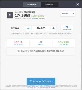 Ripple kaufen via PayPal beim Testsieger eToro