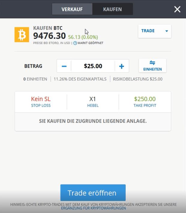Guidants krypto trader