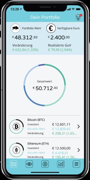 Beste App, um CryptoCurrency zu kaufen und handeln