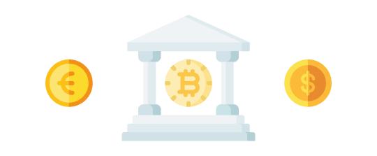 Bitcoin Gegenwert