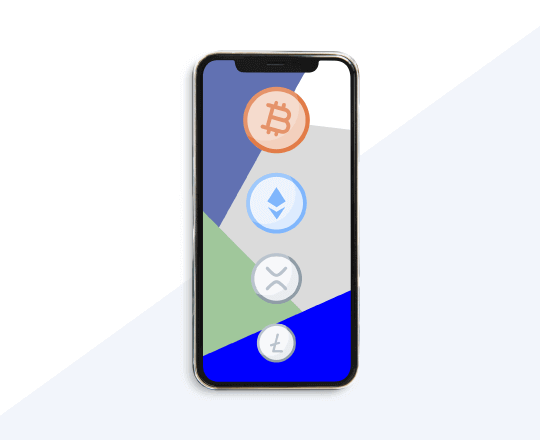 Kryptowährung kaufen Apps
