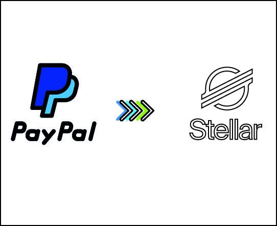 Stellar kaufen PayPal