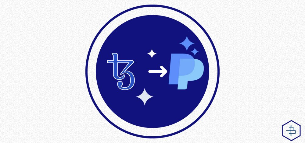 Tezos PayPal kaufen
